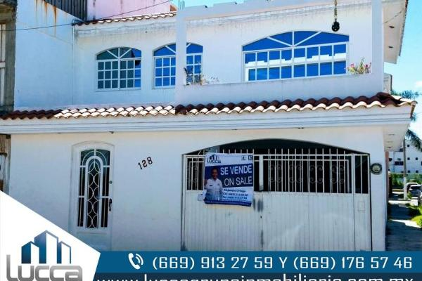 Foto de casa en venta en sn , villas del estero, mazatlán, sinaloa, 9924832 No. 01