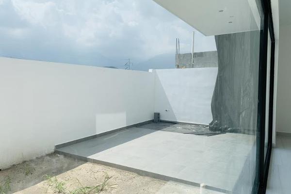 Foto de casa en venta en s/n , vistancias 1er sector, monterrey, nuevo león, 9964267 No. 08