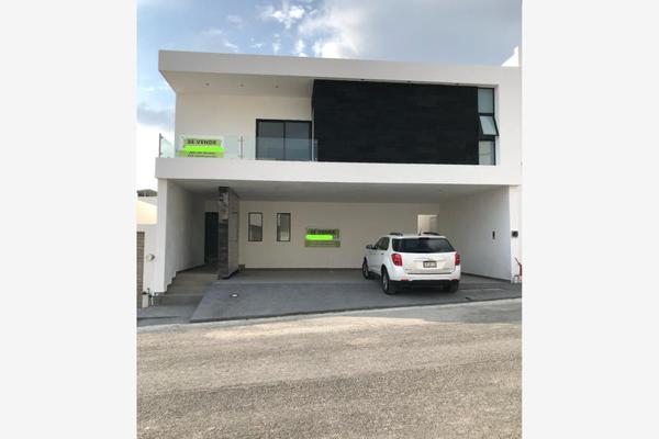 Foto de casa en venta en s/n , vistancias 2 sector, monterrey, nuevo león, 10152258 No. 01