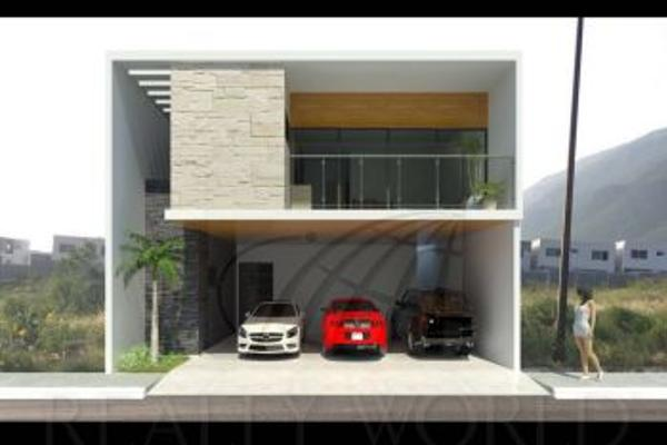 Foto de casa en venta en s/n , vistancias 2 sector, monterrey, nuevo león, 4678785 No. 01