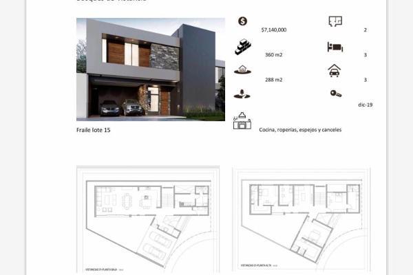 Foto de casa en venta en s/n , vistancias 2 sector, monterrey, nuevo león, 9954367 No. 01