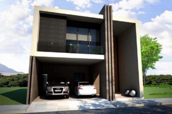 Foto de casa en venta en s/n , vistancias 2 sector, monterrey, nuevo león, 9960145 No. 01