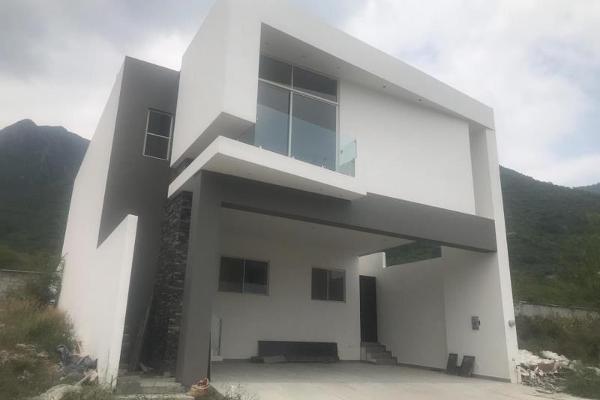 Foto de casa en venta en s/n , vistancias 2 sector, monterrey, nuevo león, 9978553 No. 01
