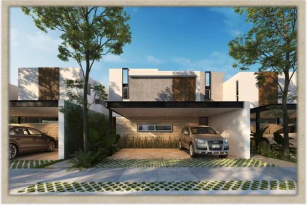 Foto de casa en venta en sn , xcanatún, mérida, yucatán, 9913901 No. 01