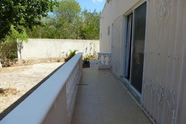 Foto de casa en venta en s/n , xcanatún, mérida, yucatán, 9974955 No. 03