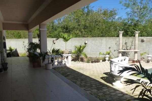 Foto de casa en venta en s/n , xcanatún, mérida, yucatán, 9974955 No. 07