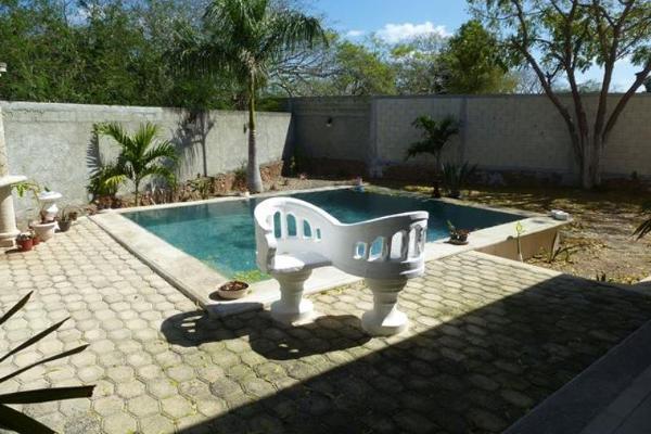 Foto de casa en venta en s/n , xcanatún, mérida, yucatán, 9974955 No. 18