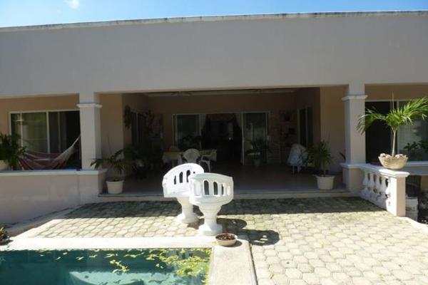 Foto de casa en venta en s/n , xcanatún, mérida, yucatán, 9974955 No. 20