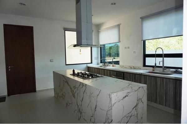 Foto de casa en condominio en venta en s/n , xcanatún, mérida, yucatán, 9982341 No. 06