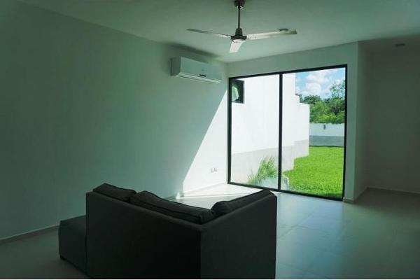 Foto de casa en condominio en venta en s/n , xcanatún, mérida, yucatán, 9982341 No. 07