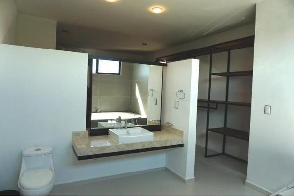 Foto de casa en condominio en venta en s/n , xcanatún, mérida, yucatán, 9982341 No. 12