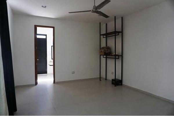 Foto de casa en condominio en venta en s/n , xcanatún, mérida, yucatán, 9982341 No. 15