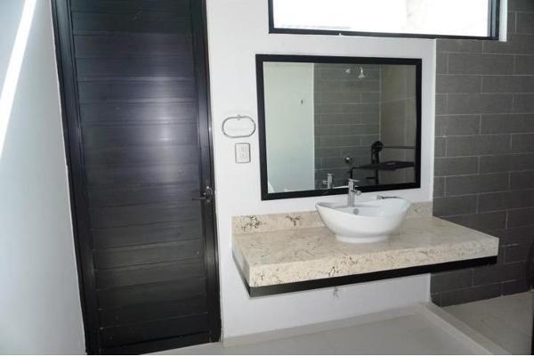 Foto de casa en condominio en venta en s/n , xcanatún, mérida, yucatán, 9982341 No. 18