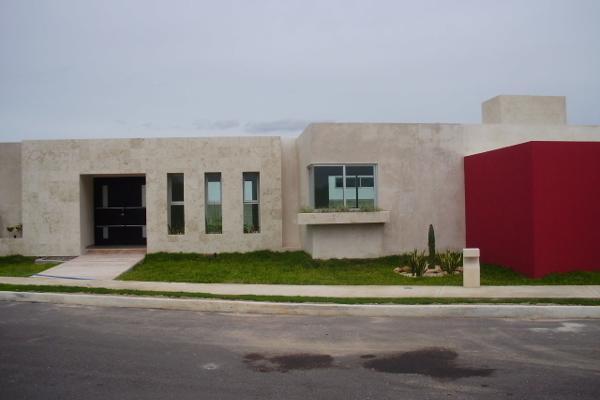 Foto de casa en condominio en venta en s/n , xcanatún, mérida, yucatán, 9987919 No. 01