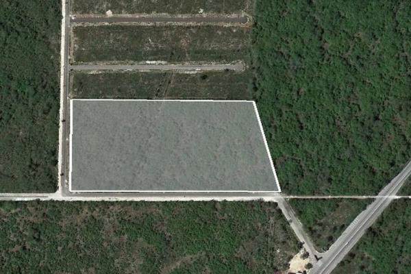 Foto de terreno habitacional en venta en s/n , conkal, conkal, yucatán, 10274893 No. 01