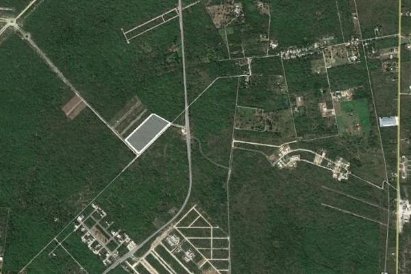 Foto de terreno habitacional en venta en s/n , conkal, conkal, yucatán, 10274893 No. 02