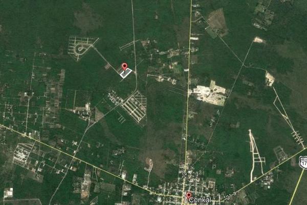 Foto de terreno habitacional en venta en s/n , conkal, conkal, yucatán, 10274893 No. 03