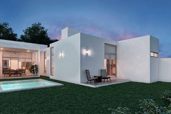 Foto de casa en venta en s/n , conkal, conkal, yucatán, 10293903 No. 02