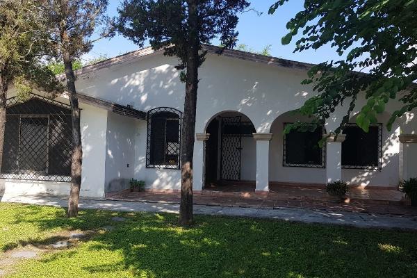 Foto de rancho en venta en s/n , yerbaniz, santiago, nuevo león, 9962398 No. 01