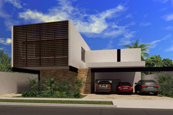 Foto de casa en venta en s/n , yucatan, mérida, yucatán, 9984400 No. 01