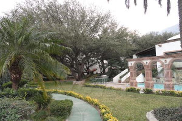 Foto de casa en venta en s/n , zona valle san ángel, san pedro garza garcía, nuevo león, 10000593 No. 06