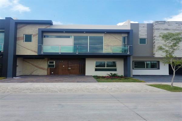 Foto de casa en venta en soare 2, coto 2 , solares, zapopan, jalisco, 15235864 No. 01