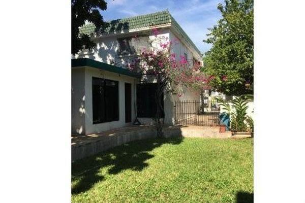 Foto de casa en venta en  , sol campestre, mérida, yucatán, 7974641 No. 01