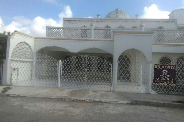Foto de casa en venta en  , sol campestre, mérida, yucatán, 8100858 No. 01