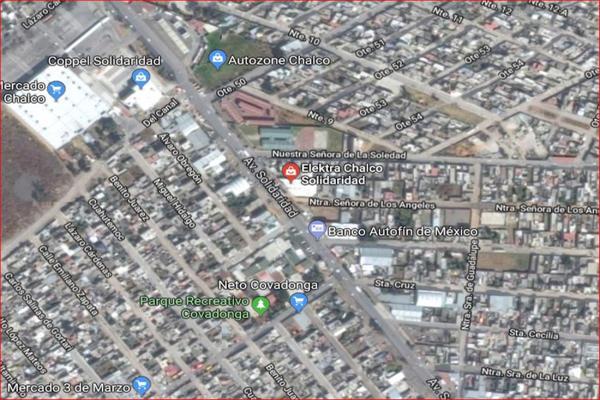 Foto de terreno industrial en venta en solidaridad 0, jacalones ii, chalco, méxico, 12742003 No. 07