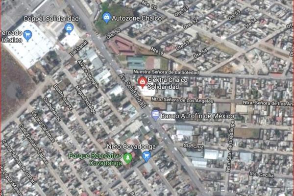 Foto de terreno industrial en venta en solidaridad 30, chalco de díaz covarrubias centro, chalco, méxico, 12742003 No. 07