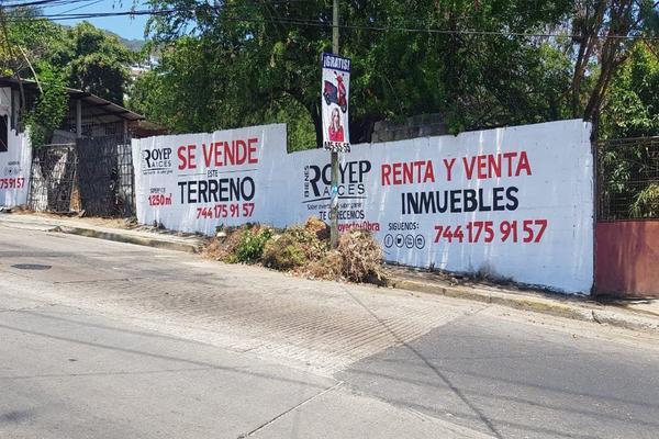 Foto de terreno comercial en venta en  , solidaridad, acapulco de juárez, guerrero, 19555878 No. 01