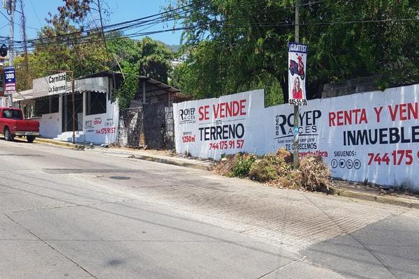 Foto de terreno comercial en venta en  , solidaridad, acapulco de juárez, guerrero, 19555878 No. 03