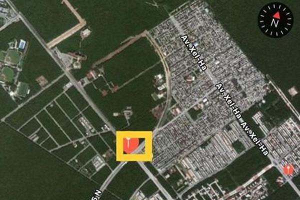 Foto de terreno habitacional en venta en  , solidaridad, othón p. blanco, quintana roo, 0 No. 01