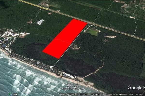 Foto de terreno habitacional en venta en  , solidaridad, solidaridad, quintana roo, 8067935 No. 01