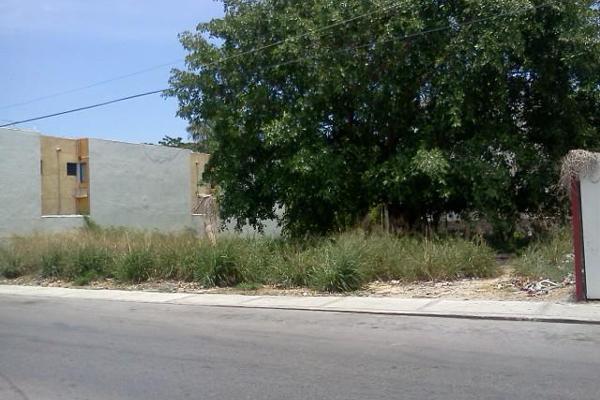 Foto de terreno habitacional en venta en  , solidaridad, solidaridad, quintana roo, 8086762 No. 03