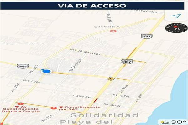 Foto de terreno habitacional en venta en  , solidaridad, solidaridad, quintana roo, 7144584 No. 02
