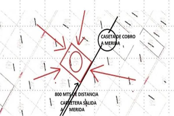 Foto de terreno habitacional en venta en  , solidaridad, solidaridad, quintana roo, 7144584 No. 04