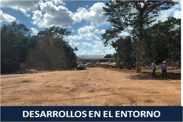 Foto de terreno habitacional en venta en  , solidaridad, solidaridad, quintana roo, 7144584 No. 05