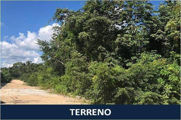 Foto de terreno habitacional en venta en  , solidaridad, solidaridad, quintana roo, 7144584 No. 06