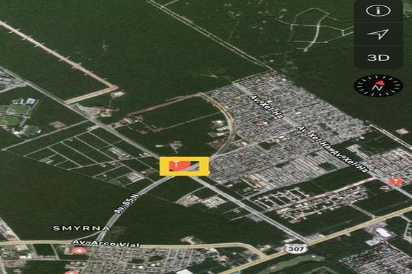 Foto de terreno habitacional en venta en  , solidaridad, solidaridad, quintana roo, 7144600 No. 01