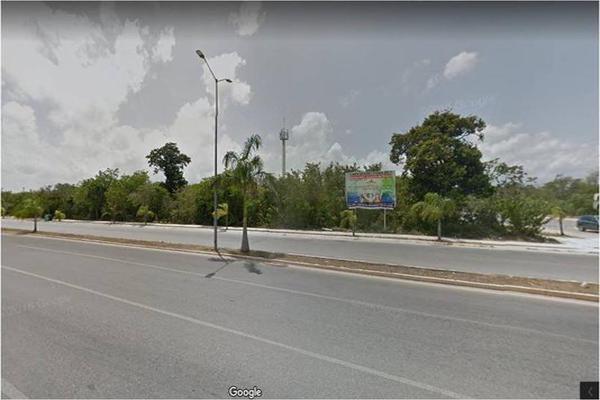 Foto de terreno habitacional en venta en  , solidaridad, solidaridad, quintana roo, 7144600 No. 02