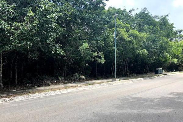 Foto de terreno habitacional en venta en  , solidaridad, solidaridad, quintana roo, 7144610 No. 04