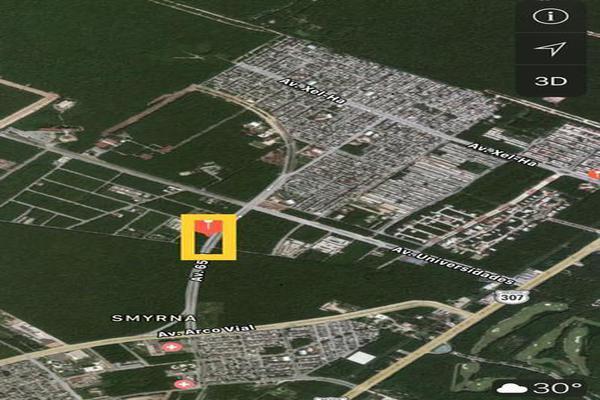 Foto de terreno habitacional en venta en  , solidaridad, solidaridad, quintana roo, 7144681 No. 01