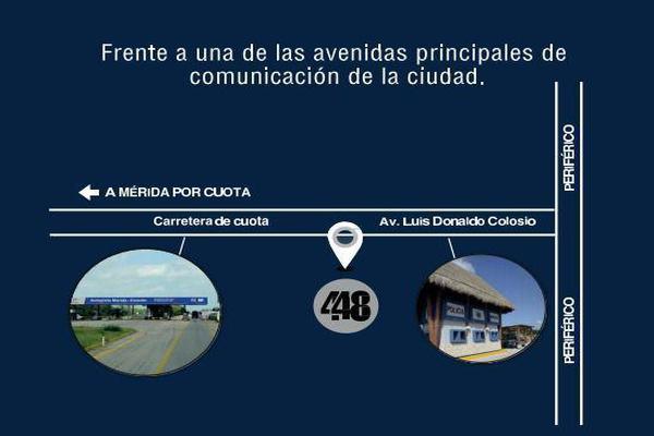 Foto de terreno habitacional en venta en  , solidaridad, solidaridad, quintana roo, 7861340 No. 01