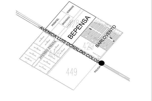 Foto de terreno habitacional en venta en  , solidaridad, solidaridad, quintana roo, 7861340 No. 05