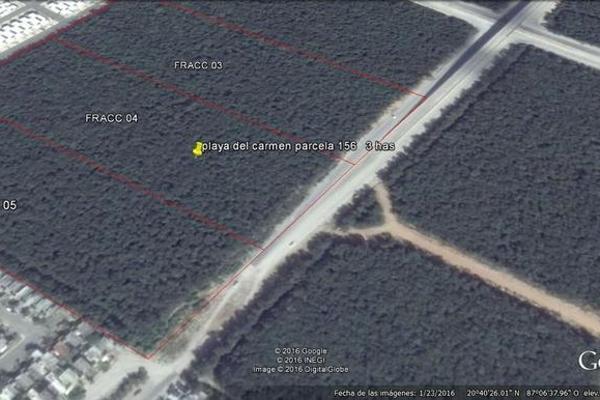 Foto de terreno habitacional en venta en  , solidaridad, solidaridad, quintana roo, 7960906 No. 01