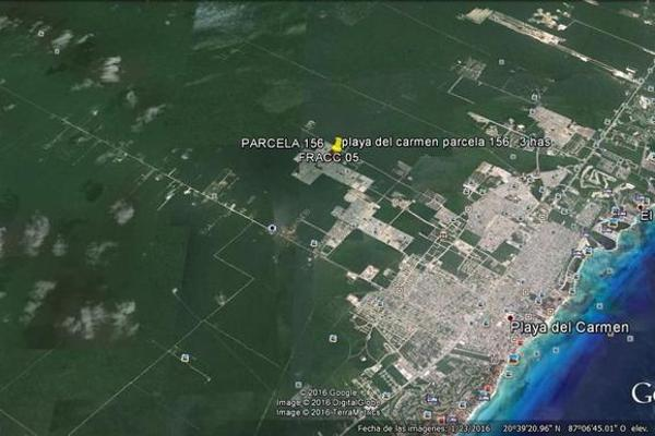 Foto de terreno habitacional en venta en  , solidaridad, solidaridad, quintana roo, 7960906 No. 02