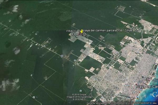 Foto de terreno habitacional en venta en  , solidaridad, solidaridad, quintana roo, 7960906 No. 03