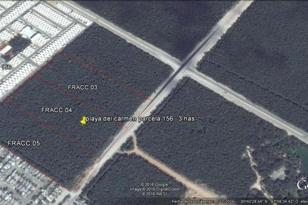 Foto de terreno habitacional en venta en  , solidaridad, solidaridad, quintana roo, 7960906 No. 04