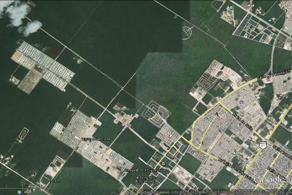 Foto de terreno habitacional en venta en  , solidaridad, solidaridad, quintana roo, 7960906 No. 06